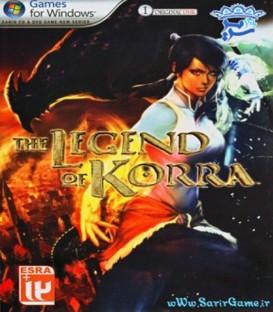 بازی کامپیوتری افسانه کورا THE LEGEND OF KORRA