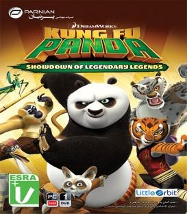 بازی کامپیوتری پاندا کونگ فو کار Kung Fu Panda Showdown of Legendary Legends