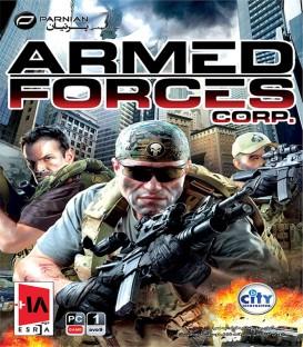 بازی کامپیوتری اسلحه ویرانگر Armed Forces Corp
