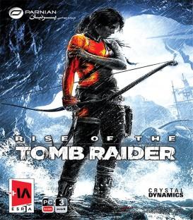 بازی کامپیوتری ظهور مهاجم مقبره Rise of The Tomb Raider