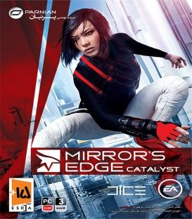 بازی کامپیوتری لبه آینه ها کاتالیزور Mirror's Edge Catalyst