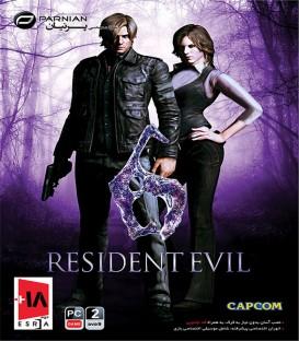 بازی کامپیوتری رزیدنت اویل Resident EVIL 6