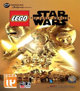 بازی کامپیوتری لگو جنگ ستارگان Lego Star Wars The Force Awakens