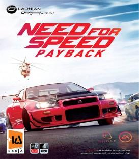 بازی کامپیوتری نیاز به سرعت: بازپرداخت Need For Speed Payback