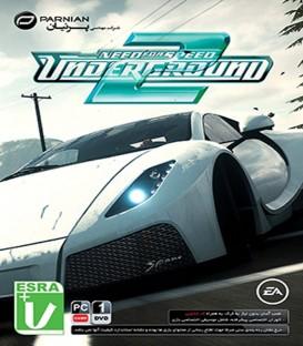 بازی کامپیوتری جنون سرعت: زیر زمین Need for Speed Underground