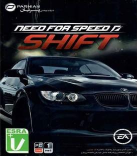 بازی کامپیوتری جنون سرعت: گریز Need For Speed Shift