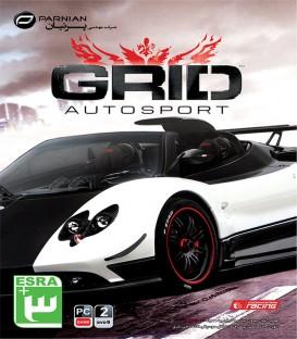 بازی کامپیوتری گیرید اتو اسپرت GRID Autosport