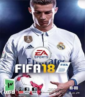 بازی کامپیوتری فیفا FIFA 2018