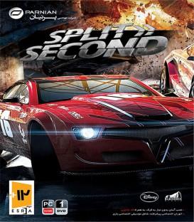 بازی کامپیوتری مسابقات حرفه ای اتومبیل رانی Split Second