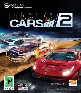 بازی کامپیوتری پروجکت کارز Project CARS 2