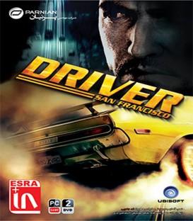بازی کامپیوتری درایور سان فرانسیسکو Driver San Francisco