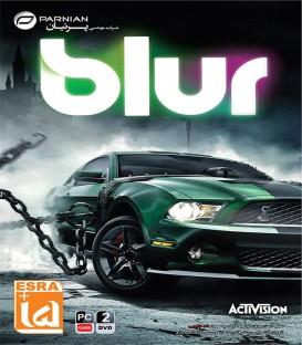 بازی کامپیوتری ماشین Blur
