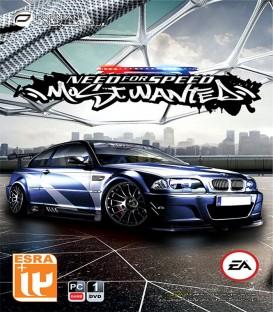 بازی کامپیوتری نید فور اسپید: موست وانتد Need For Speed Most Wanted