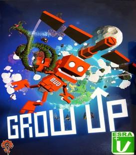 بازی کامپیوتری رشد کردن GROW UP