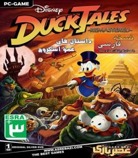 بازی کامپیوتری داستان های عمو اسکروچ DISNEY DUCK TALES