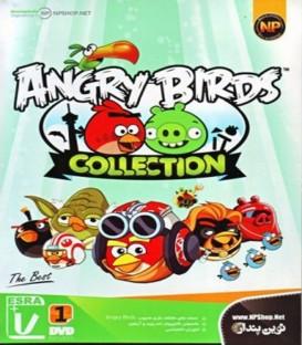 بازی کامپیوتری پرندگان خشمگین ANGRY BIRDS
