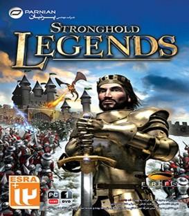 بازی کامپیوتری افسانه قلعه ها Stronghold Legends
