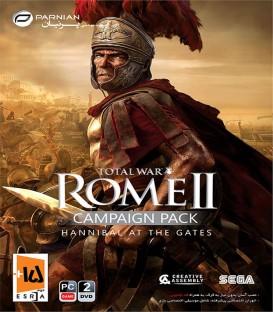 بازی کامپیوتری جنگ های روم 2: هانیبال در گیتس Total War Rome II - Hannibal at the Gates