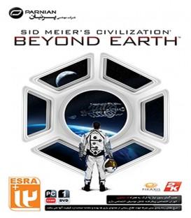 بازی کامپیوتری تمدن: ماورای زمین Sid Meiers Civilization Beyond Earth