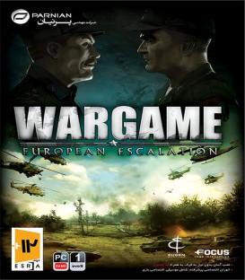 بازی کامپیوتری War Game European Escalation