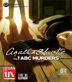 بازی کامپیوتری قتل آگاتا کریستی Agatha Christie The ABC Murders