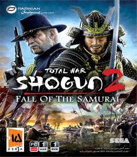 بازی کامپیوتری سقوط سامورایی ها Total War Shogun 2 Fall of The Samurai