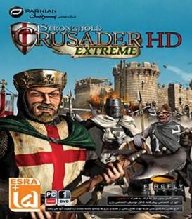 بازی کامپیوتری جنگ های صلیبی Stronghold Crusader Extreme HD