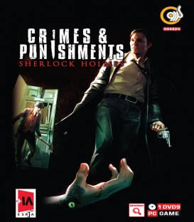 بازی کامپیوتری شرلوک هلمز: جنایات و مکافات SHERLOCK HOLMES Crimes & Punishments