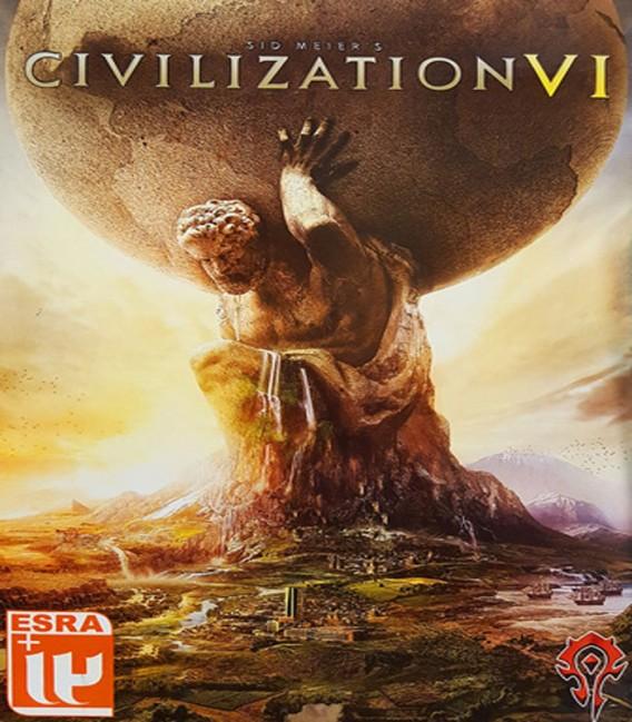 بازی کامپیوتری تمدن CIVILIZATION VI
