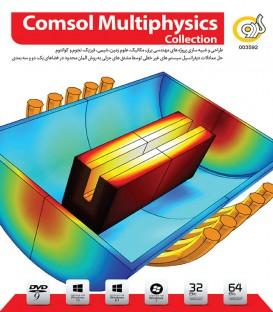 نرم افزار شبیه سازی Comsol Multiphysics Collection