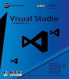 نرم افزار مجموعه زبان های برنامه نویسی Visual Studio Collection (Ver.6)